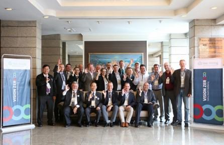 ร่วมการประชุมเชิงปฏิบัติการ ISSA Mining Strategy Workshop ครั้งที่ 2 และการประชุมใหญ่สามัญ (General Assembly) ครั้งที่ 34