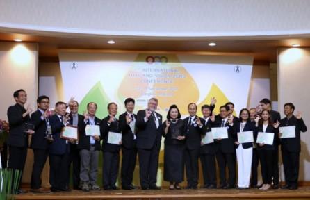 ภาพบรรยากาศในงาน Gala Dinner - First International Thailand VISION ZERO Conference